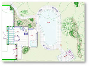 Crecsent Hardscape Design & Construction Consultation Plan