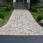Front Pavers Walkway Northern VA