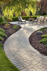 Outdoor Stone Brick Patio Northern VA & Maryland