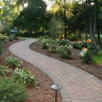 Outdoor Paver Walkway Reston Northern VA
