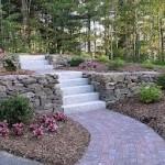 Nice Brick walkway
