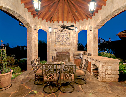 Crescent DC Stone Patios Design Construction Contractor - Stone patio design
