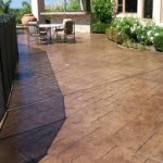 Concrete Patio Work