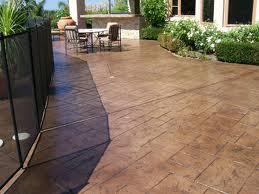 Concrete Patio Work