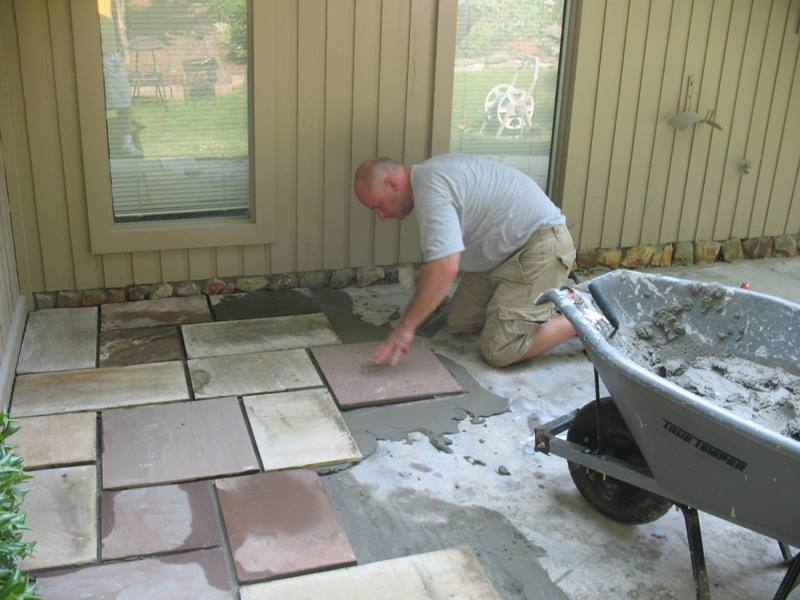Crescent DC | Stone Patios Design & Construction Contractor Northern VA