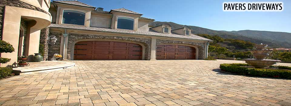 North VA Pavers Patio Design and Contractor Service