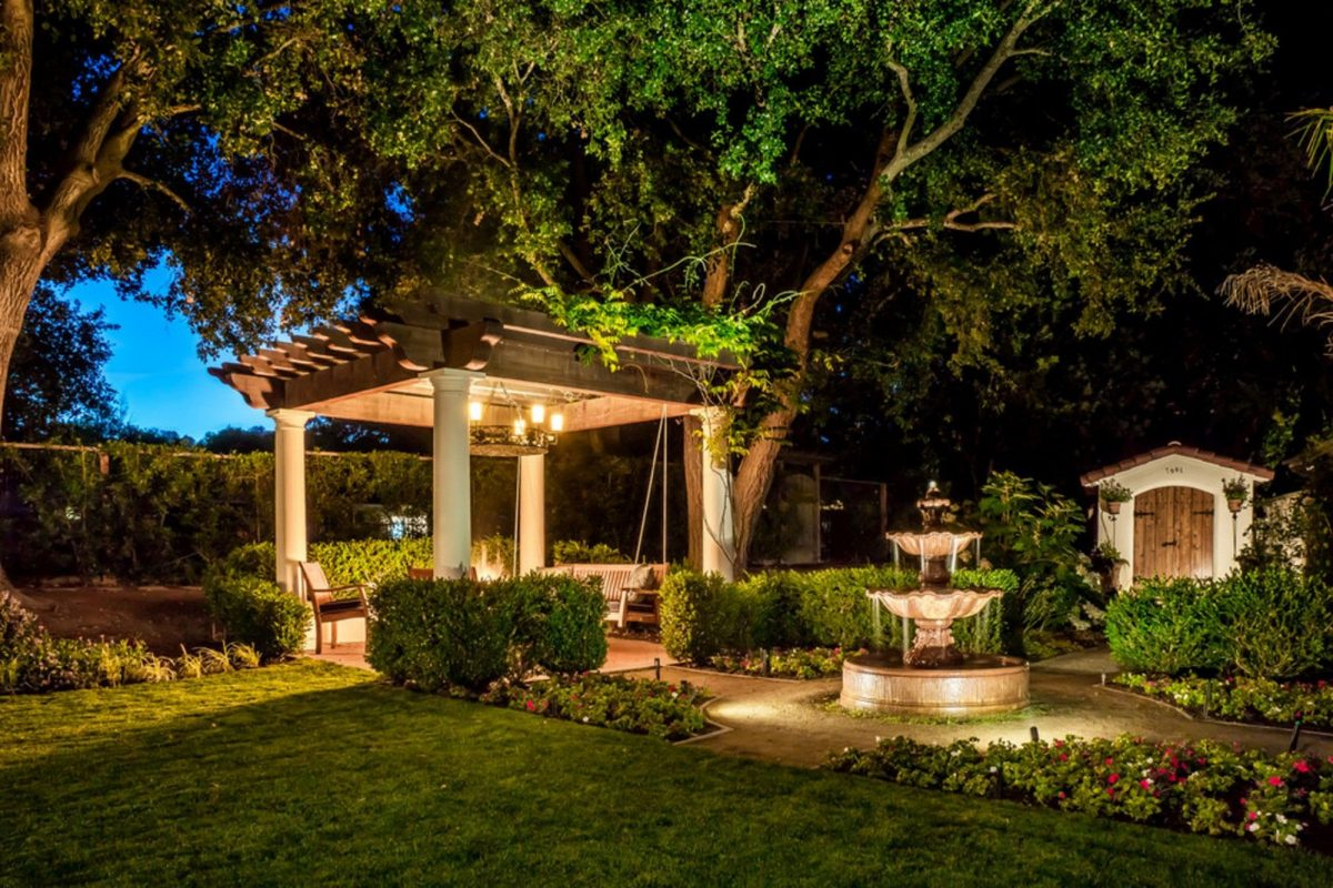 Patio design contractor general contracting ashburn for Luxury outdoor lighting